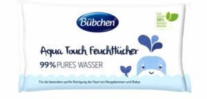 Bübchen_AquaTouch toallita bebé