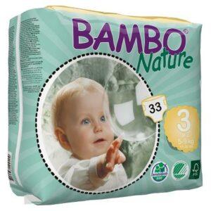 Bambo Nature pañales biodegradables