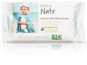 Eco by Naty toallitas bebé