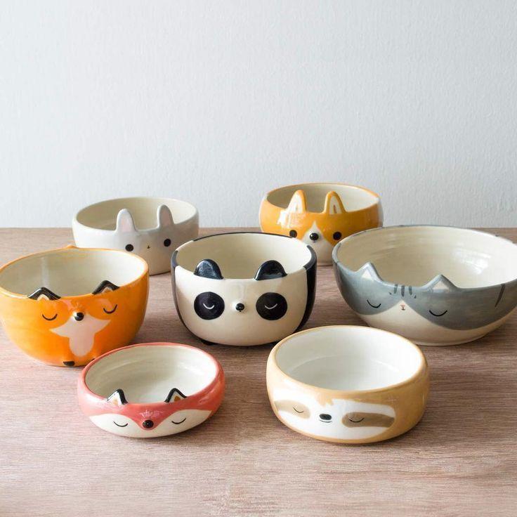 Comederos cerámica Pinterest-Zero Waste con mascotas en casa